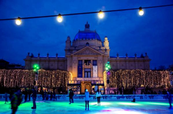 Image result for zagreb christmas market