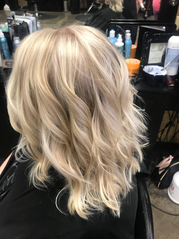 Blonde highlights Hair Color Pinterest