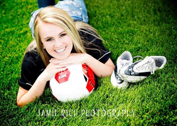 love the idea of including the cleats | photo ideas ...