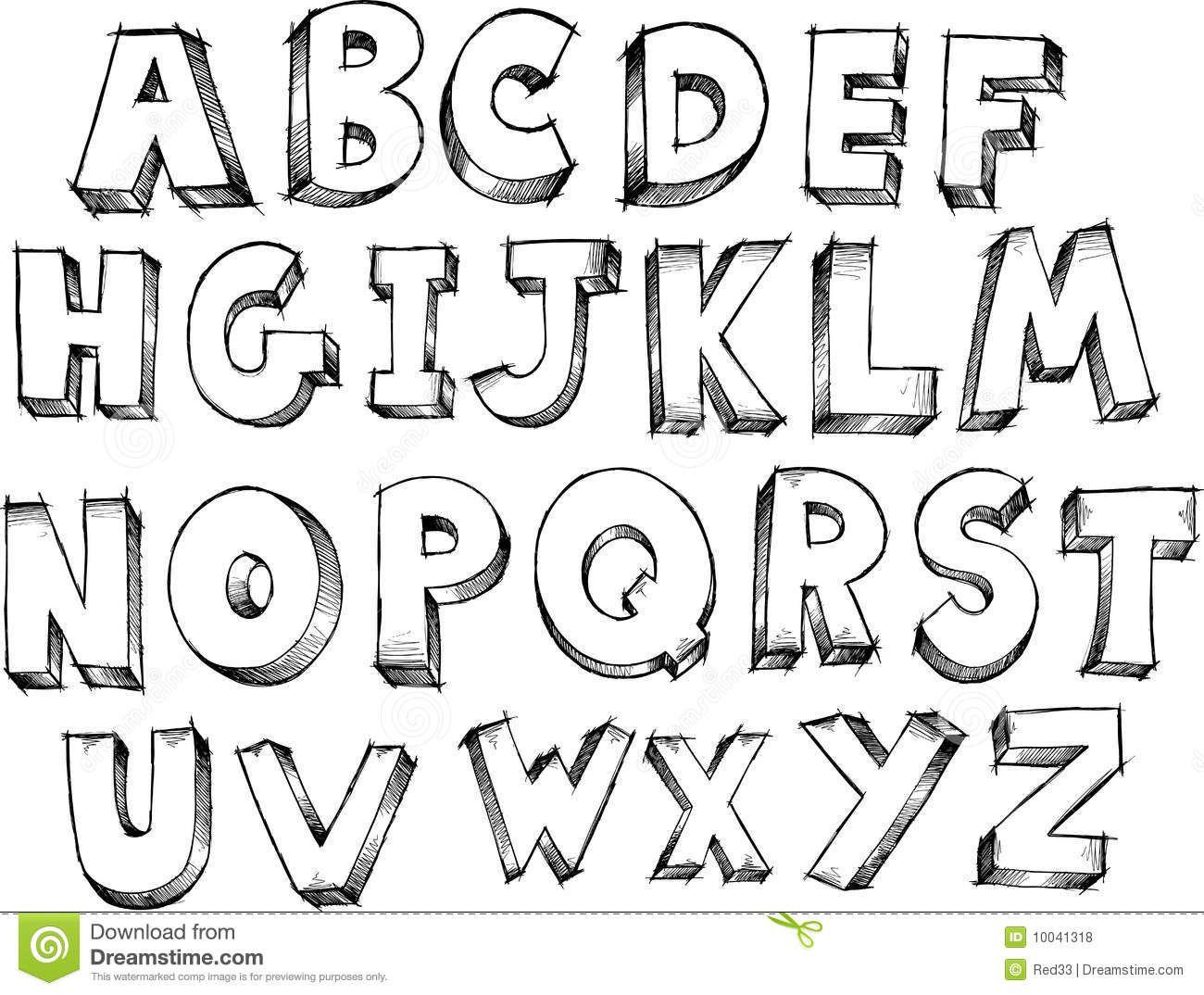 Spansih Alfabet