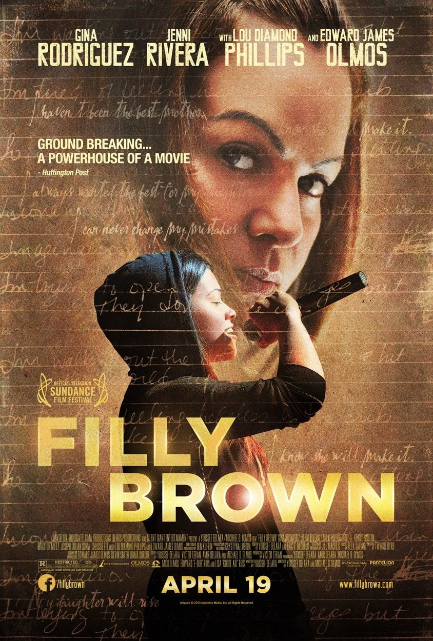 Poster do filme Filly Brown