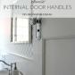 How to choose internal door handles internal door handles