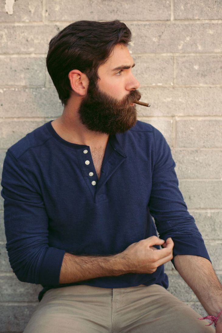 Barbas u Barbas  Barba  Pinterest  Beard styles Male fashion and