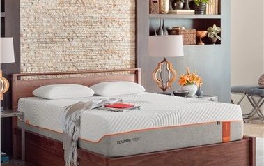 Brand New California King Contour Rhapsody Luxe Lo Pro Box Springs Set Foundations From Tempur Pedic Crowley Furniture Is Kansas City S Family Owned