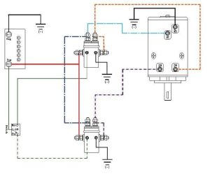 Winch Wiring Diagram  http:wwwautomanualparts