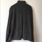 Gap factory full zip fleece jacket sweater xl pullover