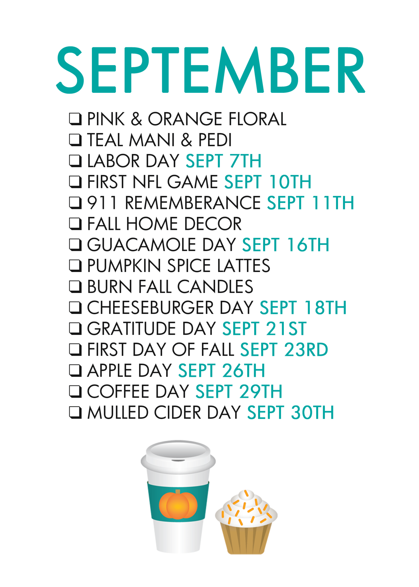 Best 25 September Holidays Ideas