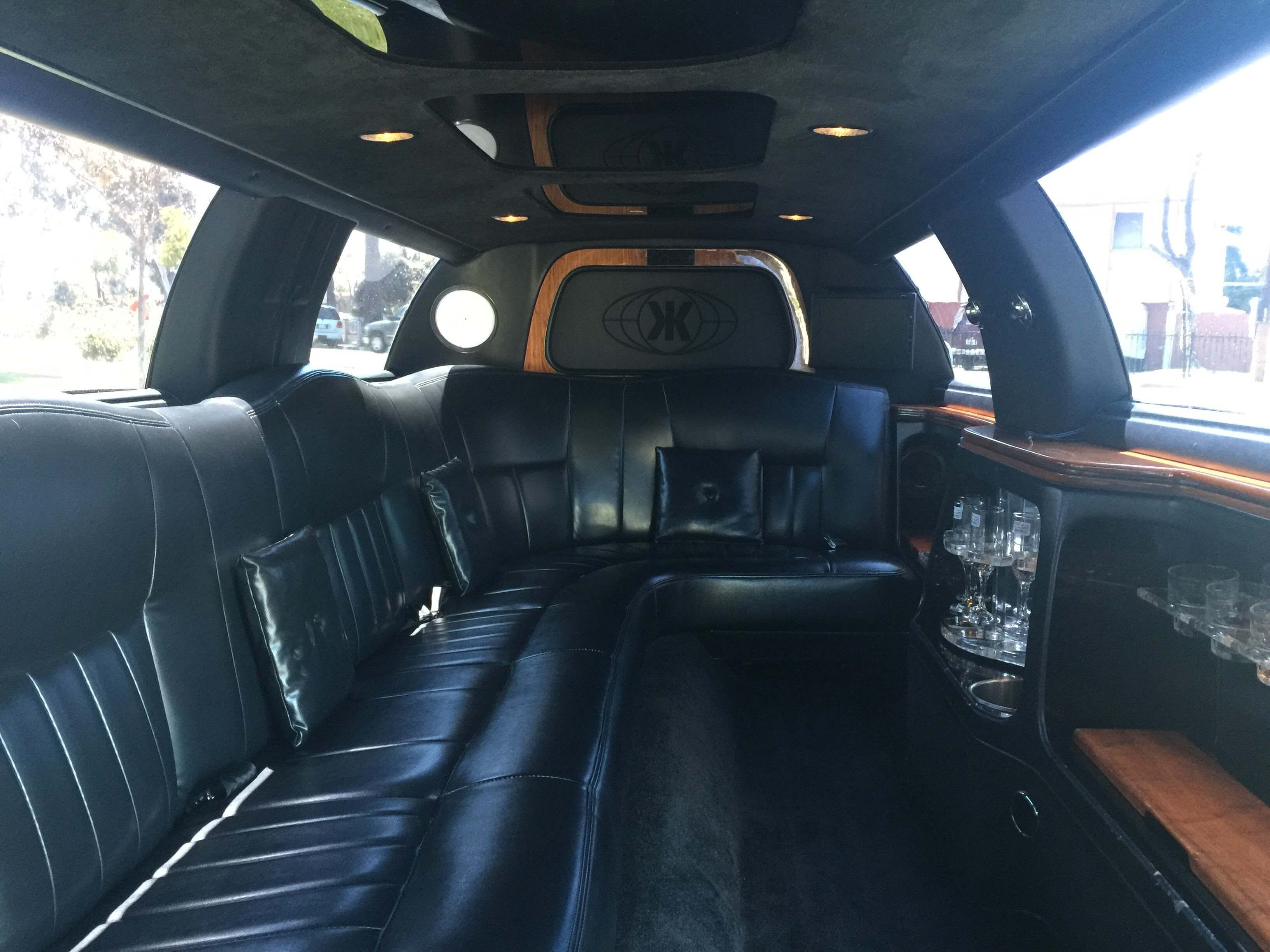 Lincoln Continental Stretched Limousine 1970 inside Pesquisa