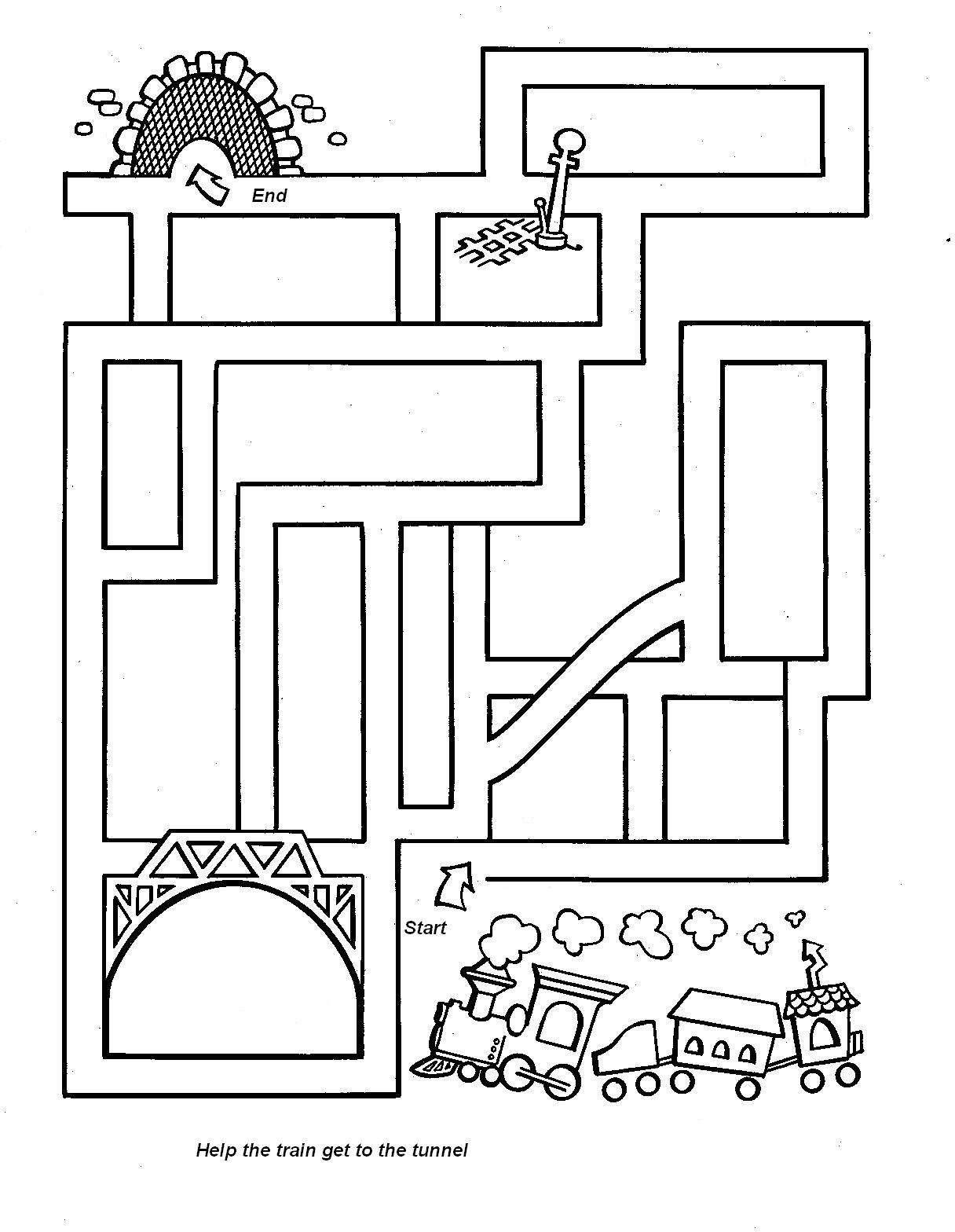 Best Mazes For Kids 4