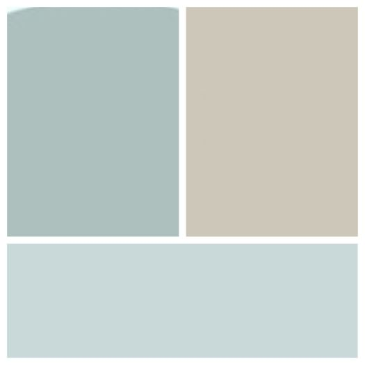 Benjamin Moore Colors Wedgwood Gray Revere Pewter And Windy Sky