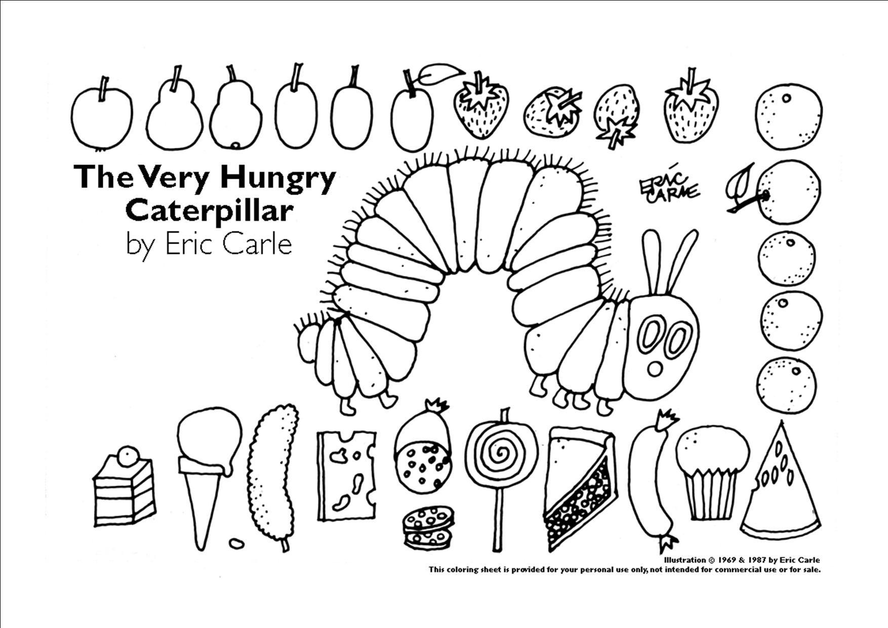 Kip S Caterpillar Party