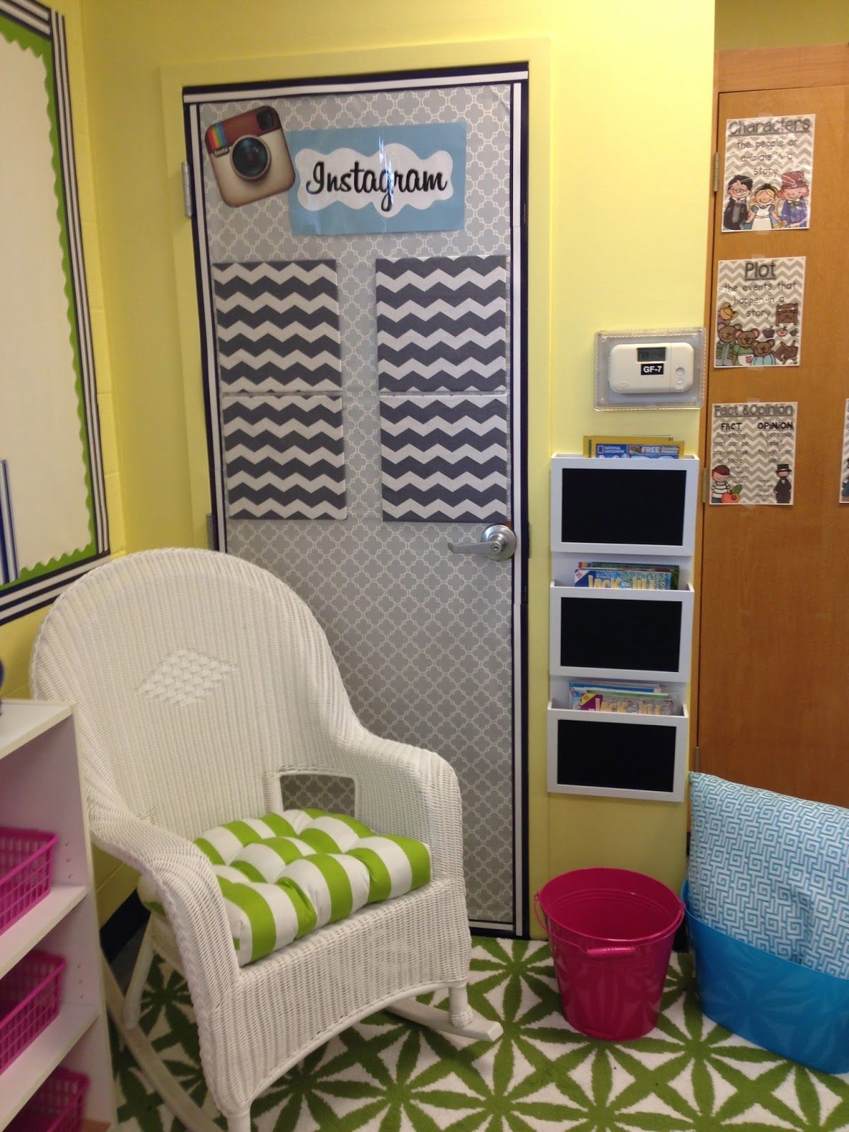 Life In Fifth Grade Classroom Makeover Week Four Cute