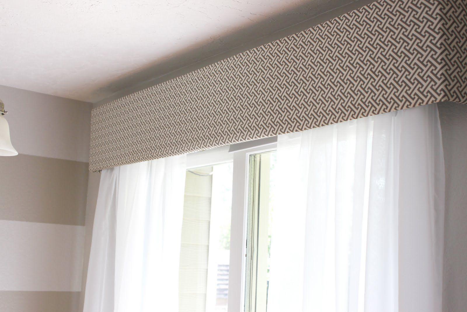 Cornice Window Treatments