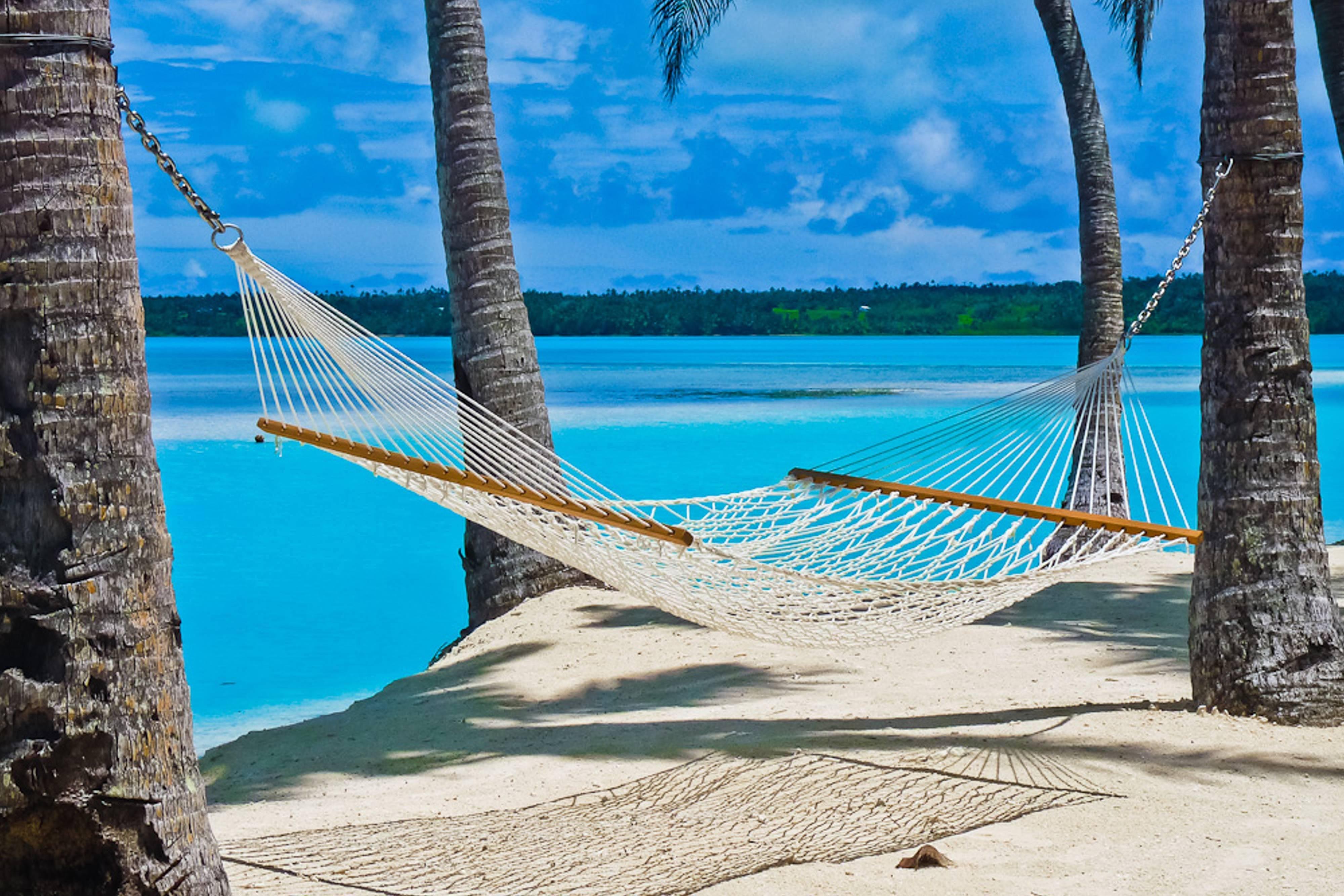 Beautiful Beach Hammock Backgrounds Hd Images 3 Hd