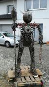 Schön Gartendeko Figuren Metall Schema