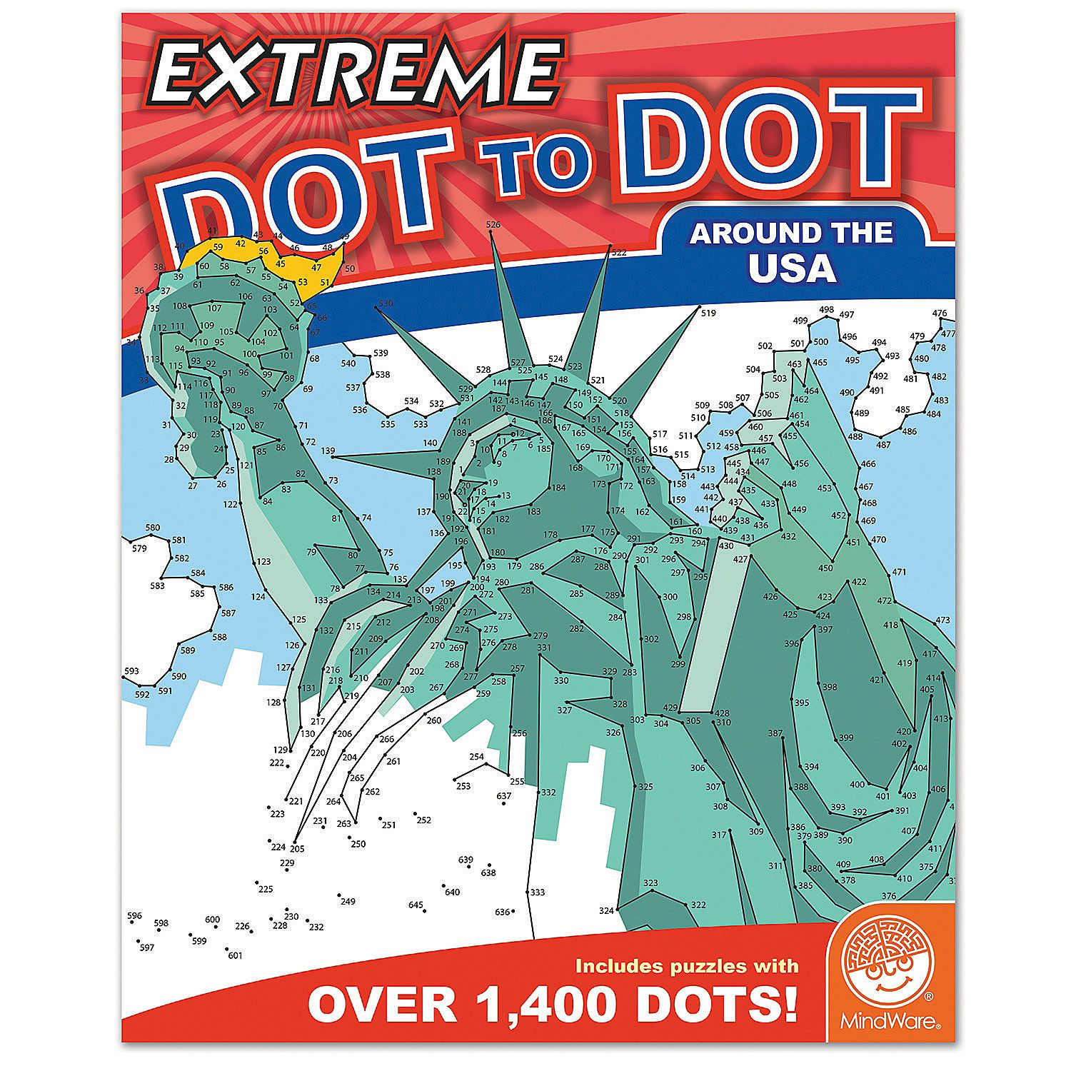 Mindware Extreme Dot To Dot