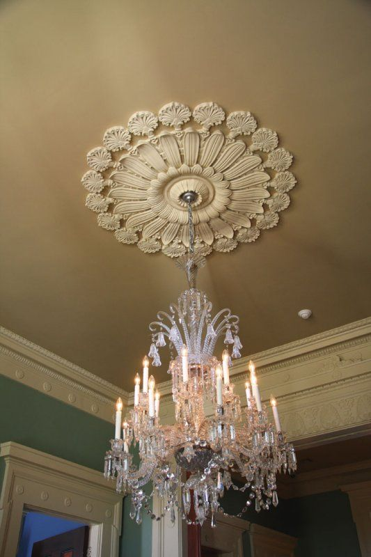 Ceiling Medallions Google Search