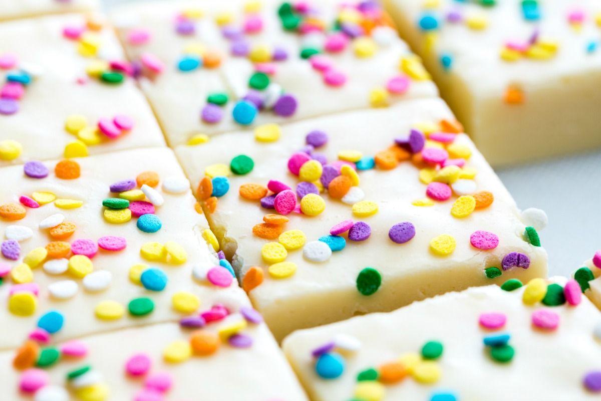 Best 10 Birthday Cake Fudge Ideas