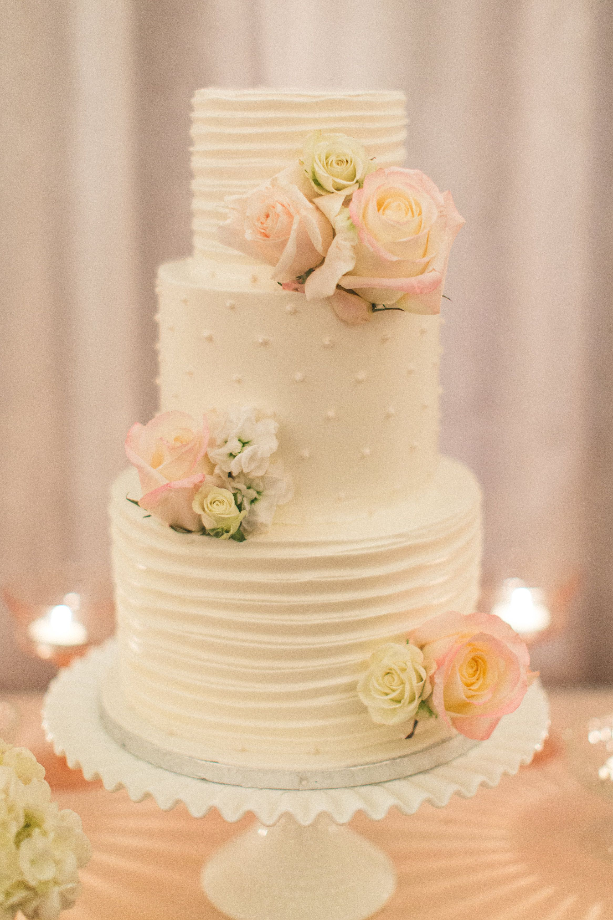 Best 25 Wedding Cake Fresh Flowers Ideas