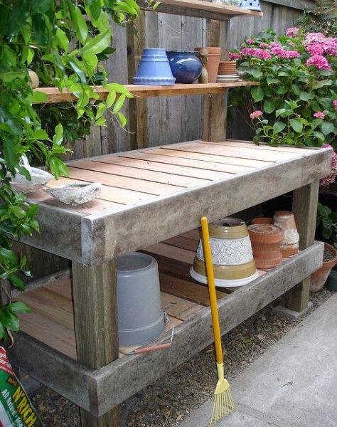 pinterest garden bench ideas Best 25+ Potting benches ideas on Pinterest | Potting