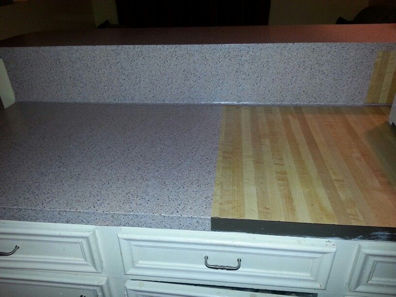 Faux Granite Contact Paper To Cover Old Ugly Countertops 14