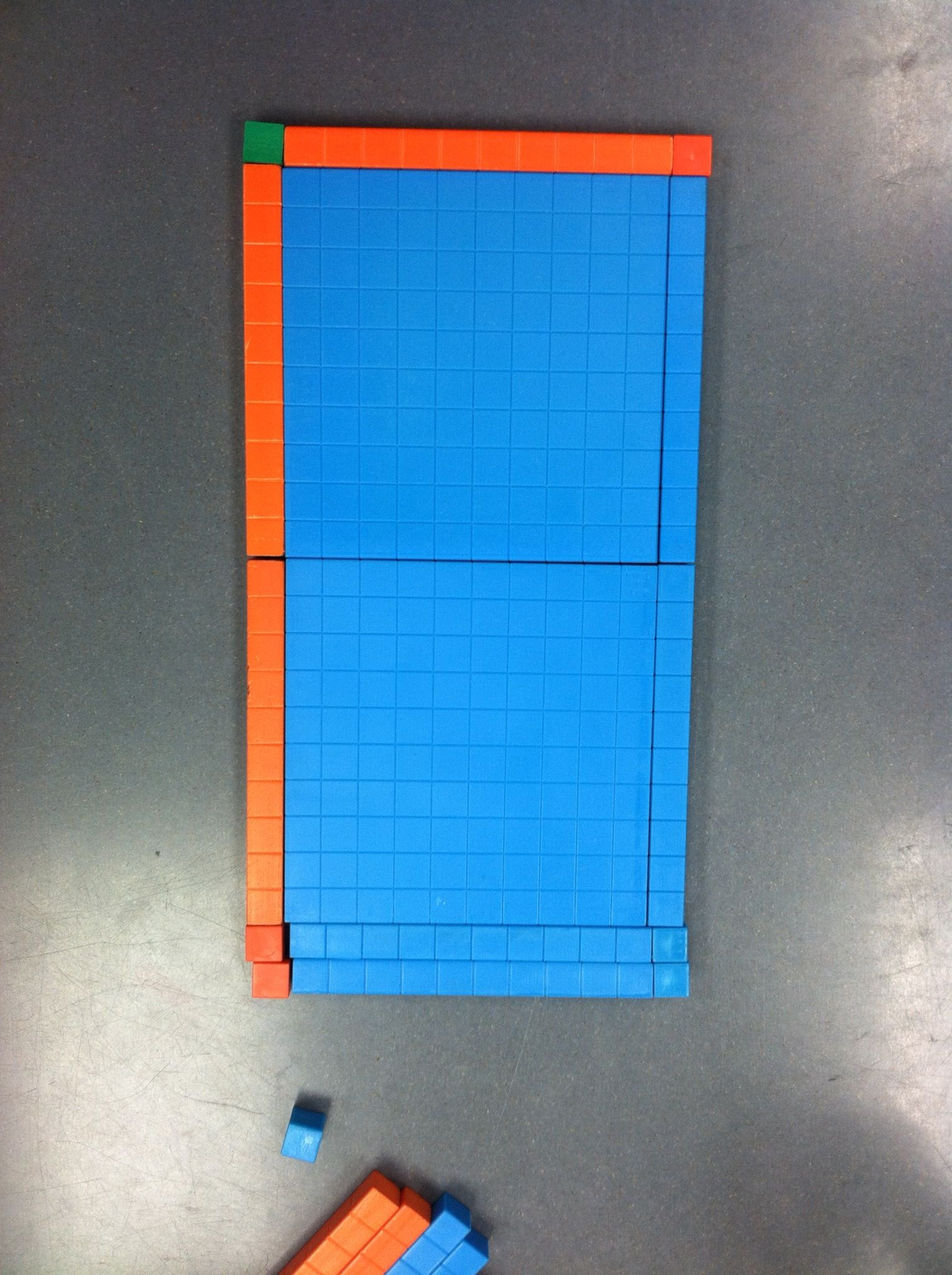 Teaching Multiplication And Division Using An Area Model