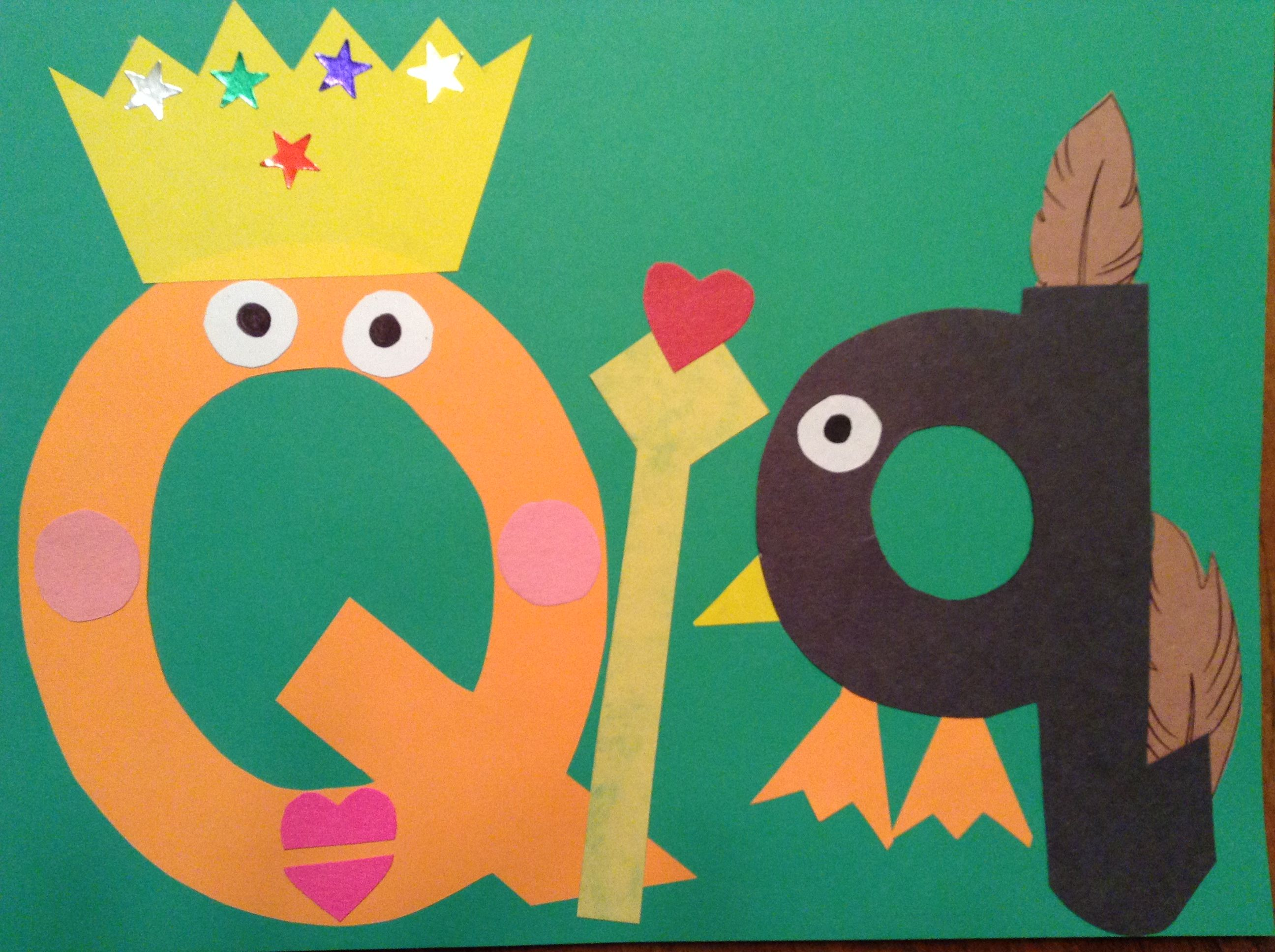 Q Is For Queen Amp Quail