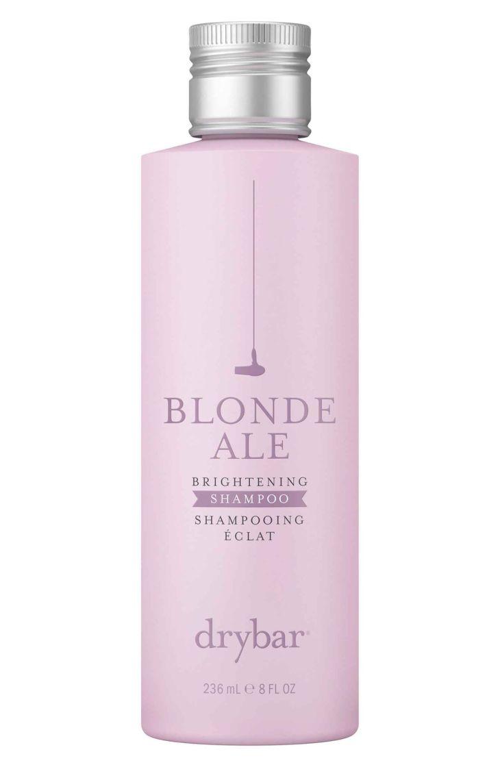 Blonde Aleu Brightening Shampoo Blonde ale Blondes and Brittle hair
