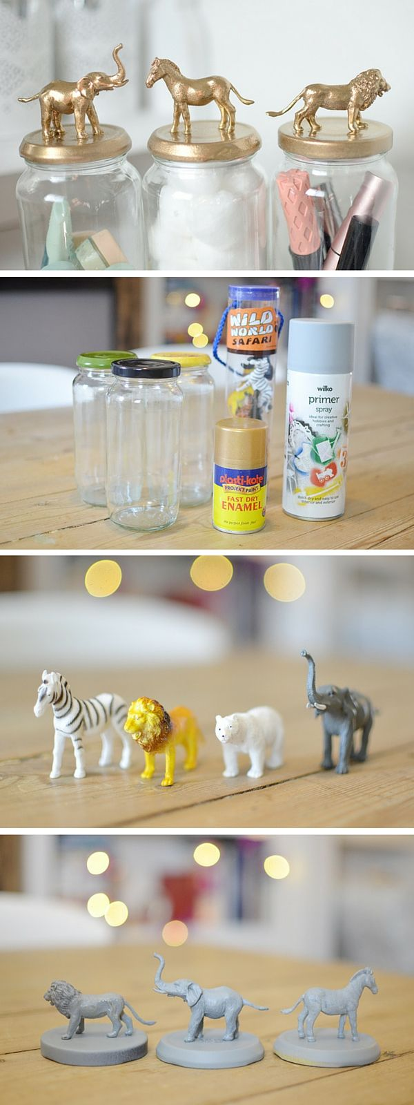 Cool DIYs to Turn Your Home Decor from Plain to Awesome  Basteln