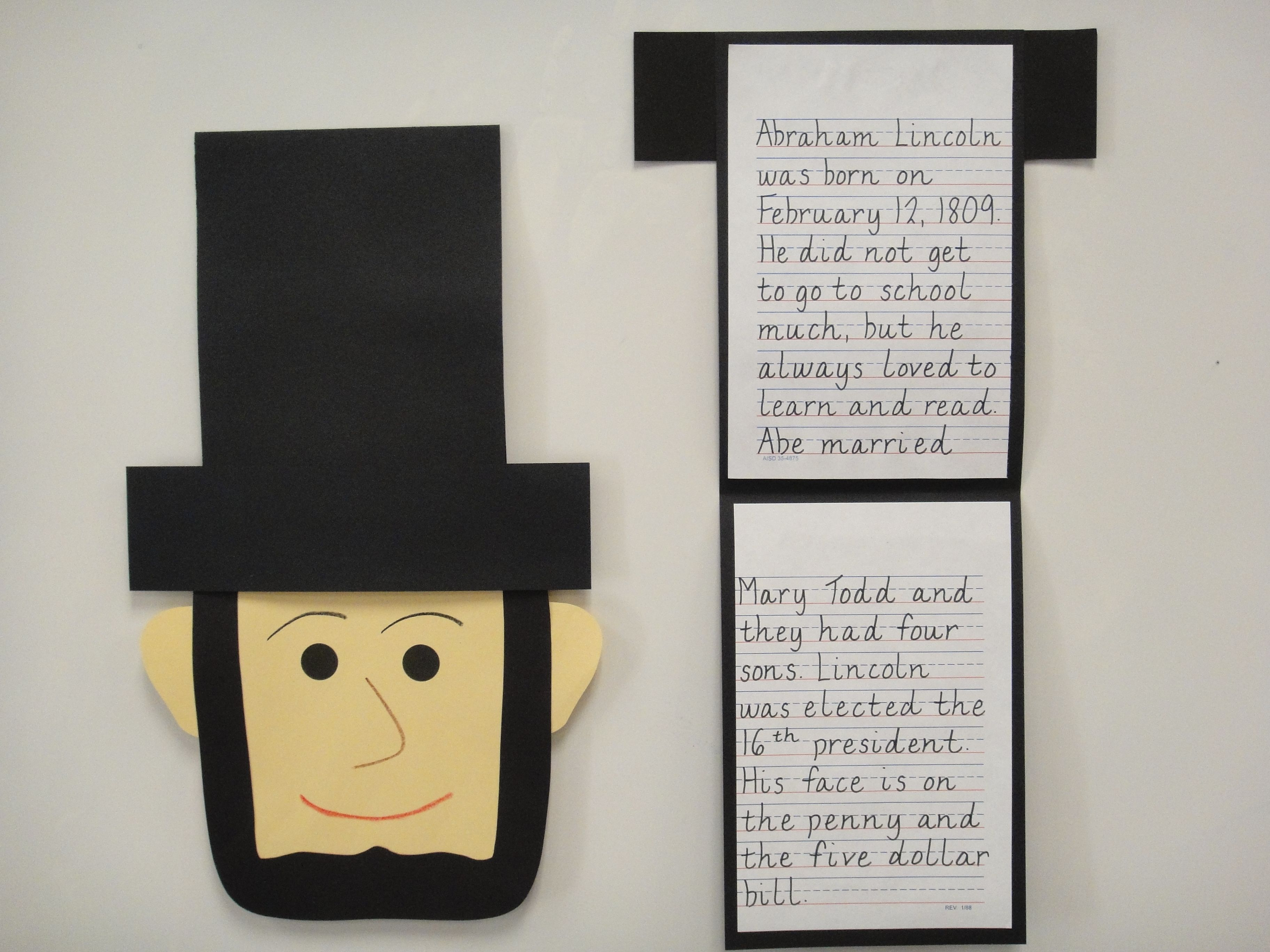 Abraham Lincoln Presidents Day