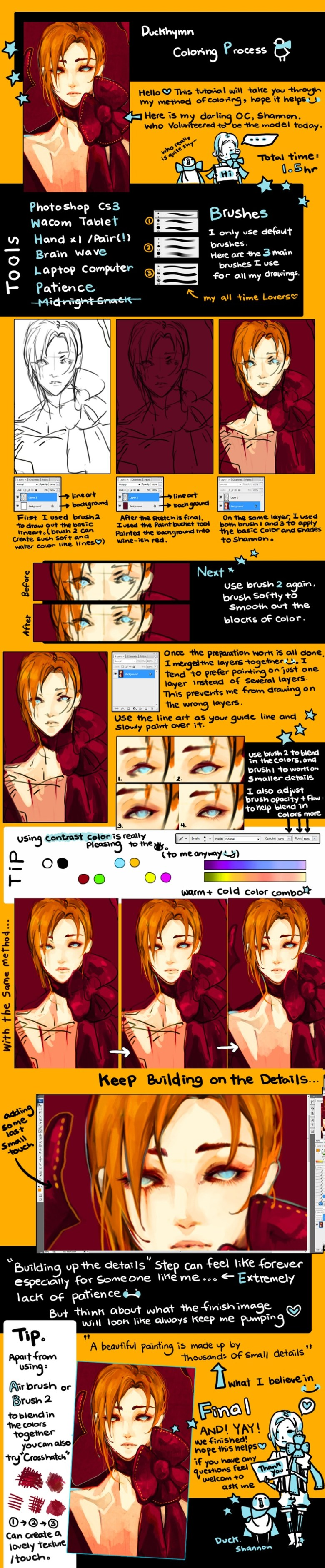 here is a very cool anime drawing tutorial using photoshop cs3