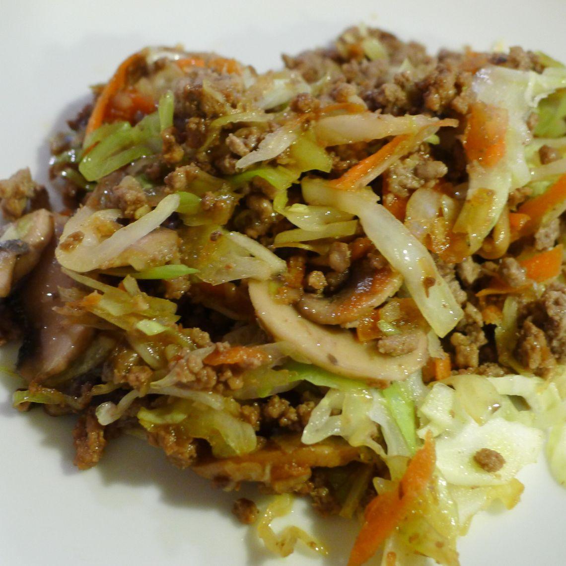 chinese ground beef recipe