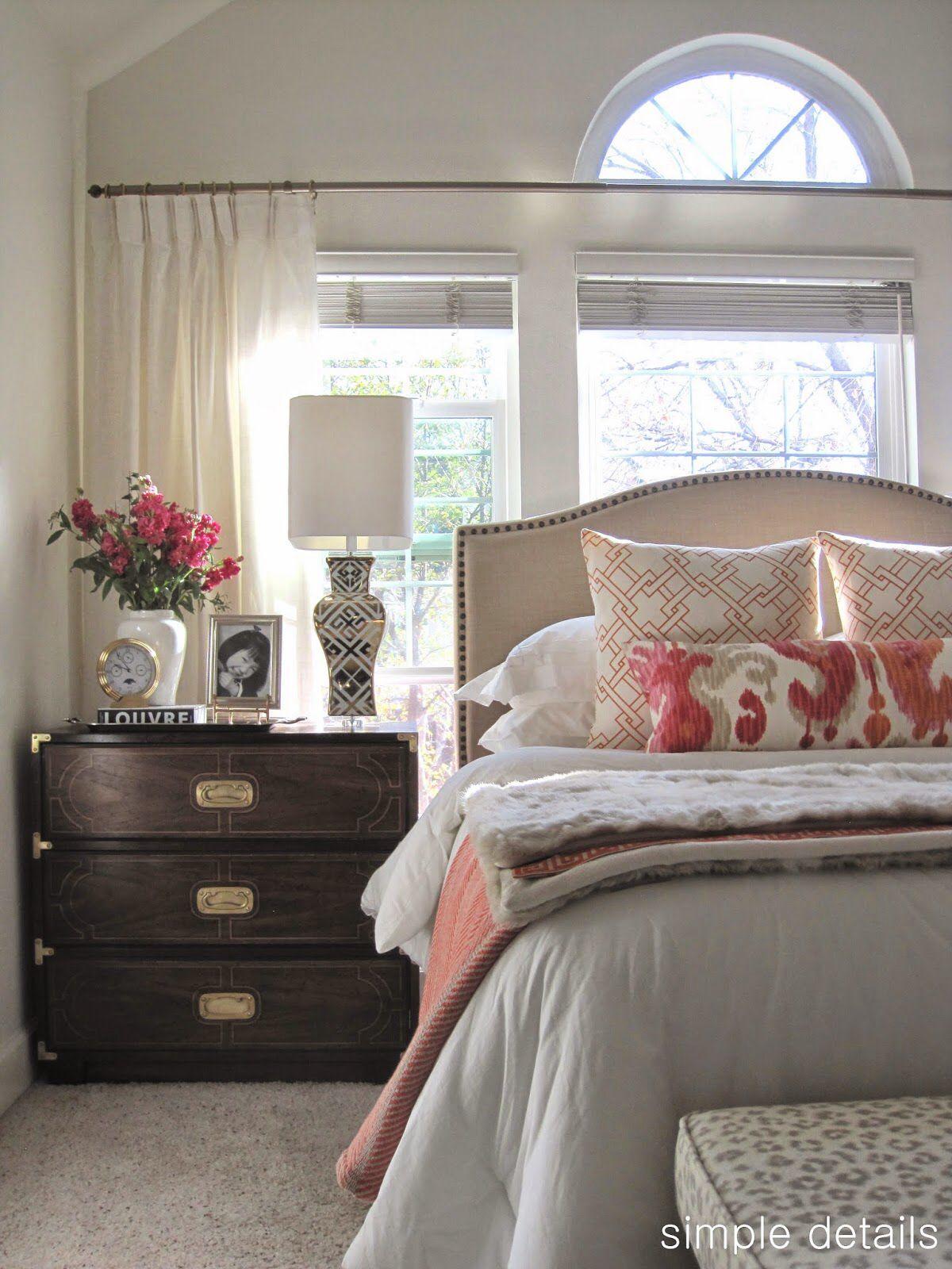 curtains!!! | bedrooms | Pinterest | Bedrooms, Master ... on Master Bedroom Curtain Ideas  id=49788