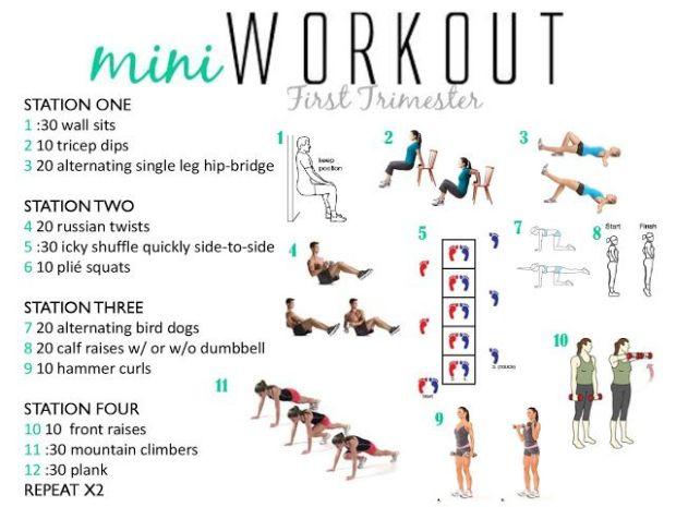 Exercise+Routine+For+Women