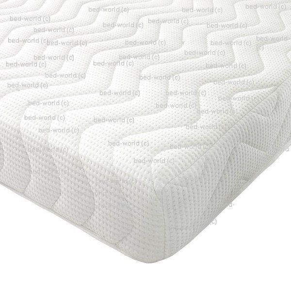 Reflex Memory All Foam Mattress Free Pillows Next Day Delivery