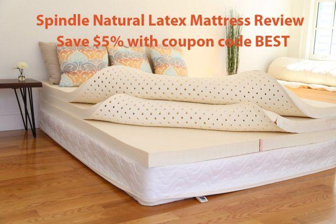 Spindle Natural Latex Mattress Review
