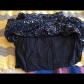 Abercrombie blue tiedye maxi skirt blue tie dye tie dye maxi and