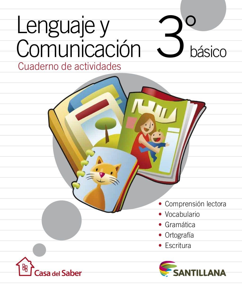 Cuaderno De Actividades Lenguaje Y Comunicacion Basico3