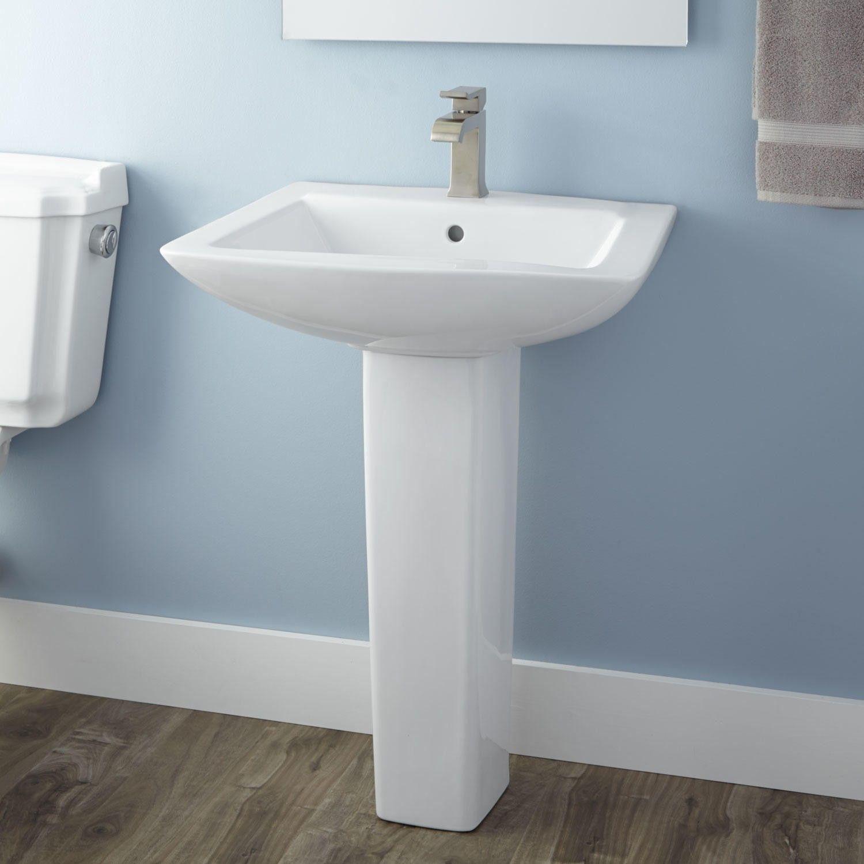Darby Pedestal Sink