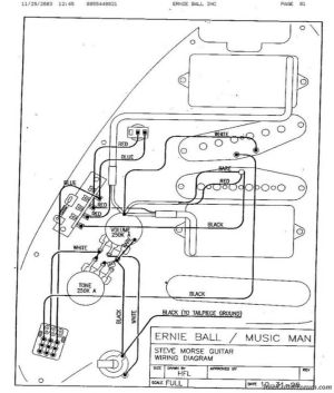 Steve Morse Wiring | Luthieria | Pinterest | Guitars, Bass amps and Bass