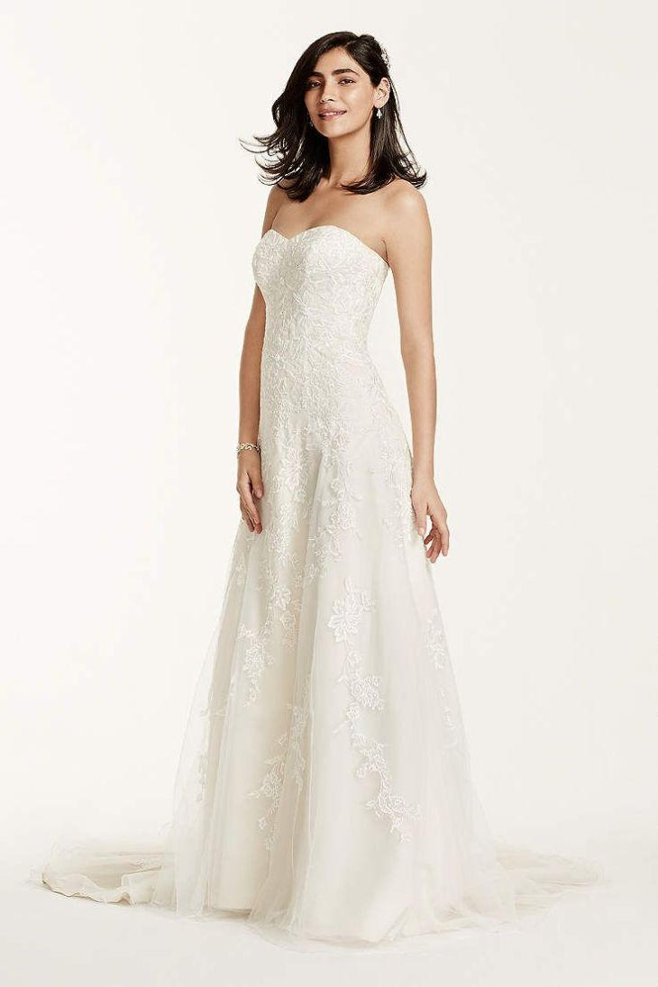 Davidus Bridal offers all wedding dress u gown styles including