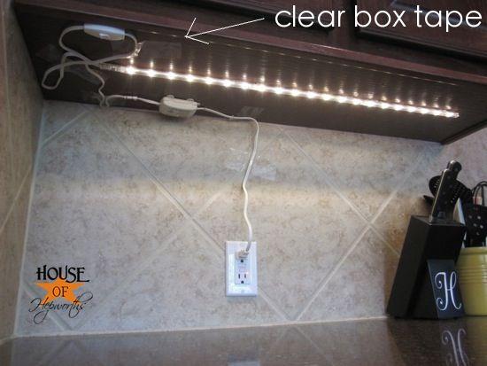 Under-cabinet Lighting Solution