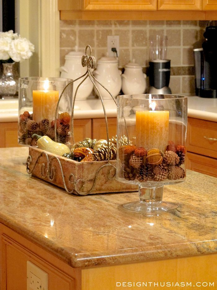 fall room decor 6 ways to add autumn warmth to your kitchen kitchens easy and kitchen decor on kitchen ideas decoration themes id=93937