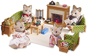 Calico Critters Deluxe Living Room Set Calico Critters