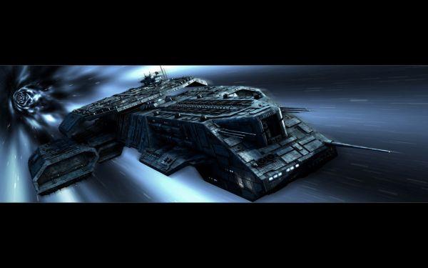Stargate Spaceships Science Fiction Daedalus Stargate