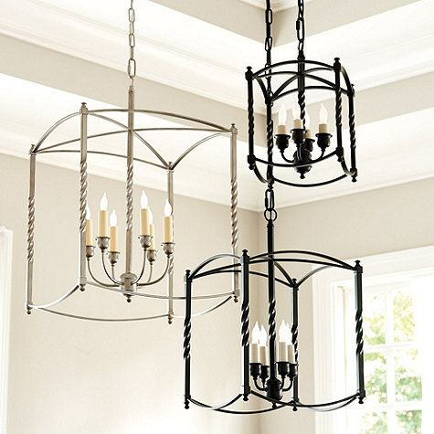 Carriage House Chandelier Styledliving Too Y The One Has Same
