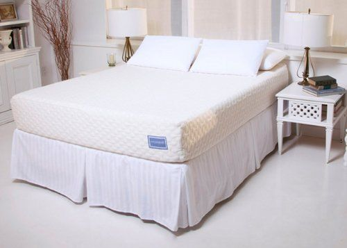 Pure Latex Bliss Nature Natural Size Cal King Foundation Mattress Only By