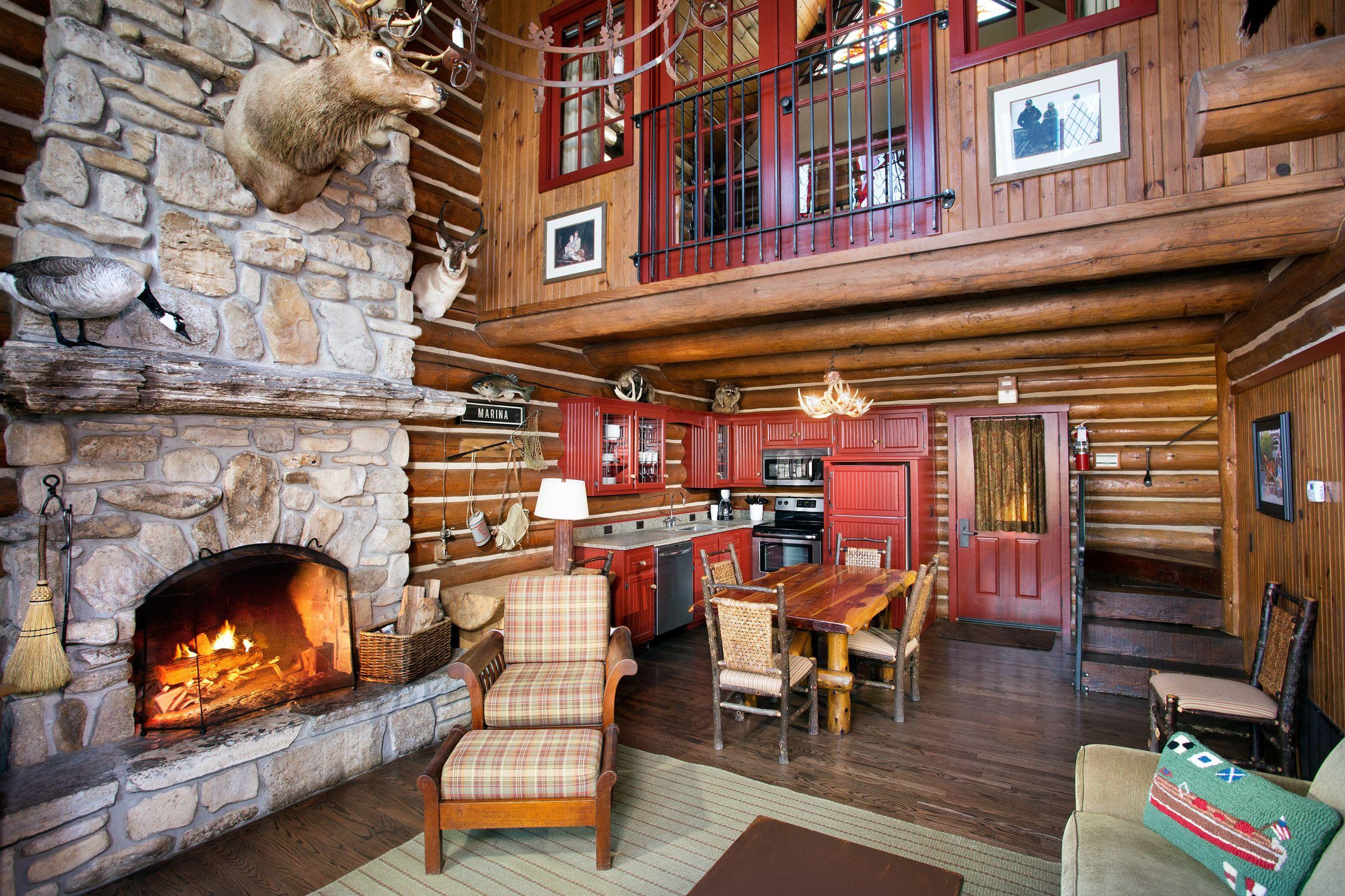 Private Two Bedroom Cabin With Loft Branson Missouri