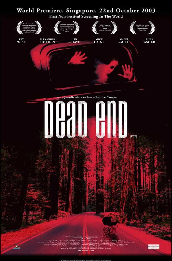Poster do filme The Dead End