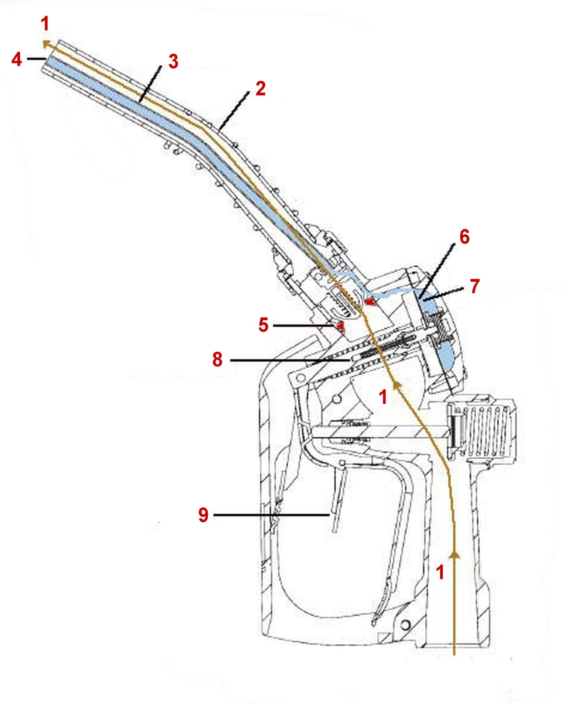 Fuel Pump Dimensions